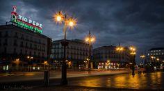 Cuando no hay Sol... Madrid brilla!