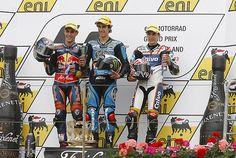 Spanien holt erstmalig alle Klassen-Siege - Moto3 - Motorsport-Magazin.com