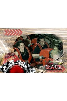 Check out my photo from Desert Race at Heide Park!