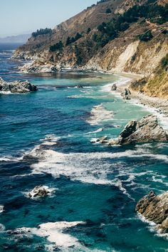 Beautiful Big Sur California