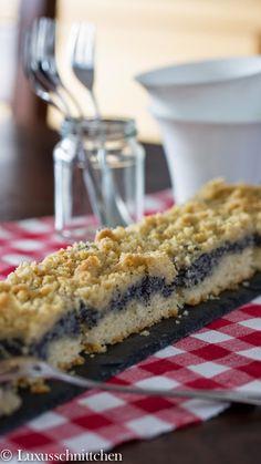Luxusschnittchen : Heimatküche - Mohnkuchen