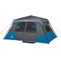 Ozark Trail 14u0027 X 13.5u0027 Instant Cabin Tent With Screen Room, Sleeps 9    Walmart.com | Christmas | Pinterest | Cabin Tent, Ozark Trail And Tents
