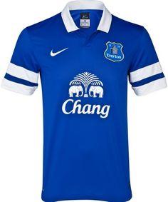 Everton 2013 14 Camiseta futbol  016  - €16.87   Camisetas de futbol 7684a5b0d14e9