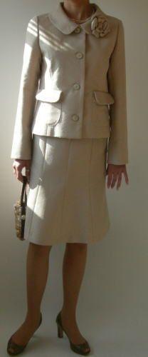 スプリングジャケット - 布と型紙のお店クルール