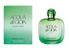 Armani Acqua Di Gioia Jasmine ~ New Fragrances