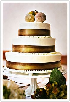 Top Fruit Wedding Cakes 3