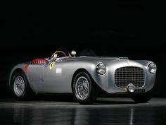 Ferrari 212 Export Motto Spyder (#0094Е) '1951