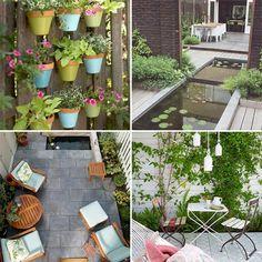 Wie niet beschikt over een grote tuin, moet slim zijn. Gelukkig zijn er heel veel handige tips op het gebied van bestrating, schuttingen, tuinmeubels en accessoires waardoor je jouw tuin toch groter kunt laten lijken. GAMMA helpt je graag een ...