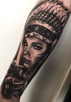 Aa Tattoos, Future Tattoos, Sleeve Tattoos, Tattoos For Guys, Tatoos, Native American Tattoos, Native Tattoos, Native American Women, American History
