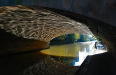 Under the Bridge,Leicester Canal