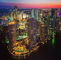 Downtown Miami & Brickell