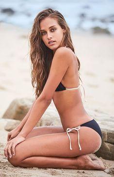 Billabong Just A Hint Bikini Top - Coral Sml