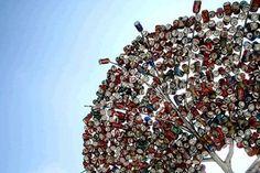 recycled-tree   Flickr: Intercambio de fotos
