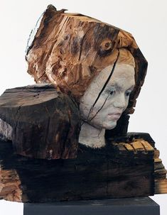 Contemporary Sculpture, Wood Sculpture, Ceramics, Artwork, Wood Carvings, Photography, Painting, Figurative, Brown