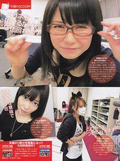 Yuihan, Sasshi and Takamina #AKB48