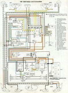 71 VW T3 wiring diagram Ruthie Pinterest Volkswagen