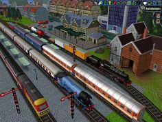Pociągi to moja najlepsza gra, Bardzo lubię wcielać się w konduktora pociągów. Więcej zdjęć oraz gier tutaj http://gry-dlachlopcow.pl/gry-pociagi/