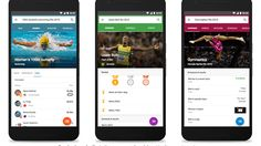 Google gears up for the Olympics by partnering with global networks YouTube stars Image: Google  By Saba Hamedy2016-08-02 16:23:21 UTC  Google is making its play to get eyeballs during the Olympics.  The tech giant announced Monday that it is sending 15 of its YouTube stars to livestream parts of the summer games.   It is also partnering with major global networks including the BBC América Móvil (available in Latin America excluding Brazil) and NHK (Japan) to broadcast event highlights in 60…