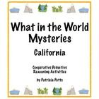 Need a engaging and fun way to introduce California history lessons?  Here are seven lesson starters based on topics studied in 4th grade California history classes.  $