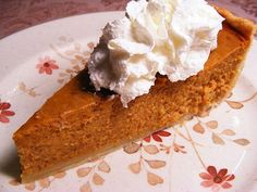 Libby s Famous Pumpkin Pie from Food.com my son loves this easy to make pie: #ultimatethanksgiving