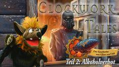 CLOCKWORK TALES Glass und Ink ♥ Teil 2: Alkoholverbot ♥ Wimmelbild mit H...
