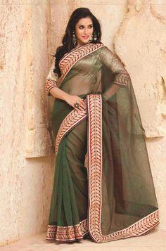 Buy 1 Get 1 Free Sari Bollywood Indian Ethnic Designer Pakistani Dress Partywear #TanishiFashion