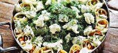 Rezept Tipp: Pasta / Kürbis / Brokkoli - Falstaff