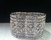 Lynn-ann vintage art deco bracelet