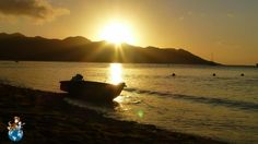 Sunset in Horseshoe Bay - Magnetic Island (Australia)