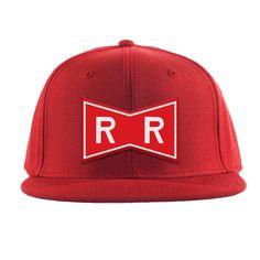 Super Saiyan Red Ribbon Symbol Snapback - PF00187SB