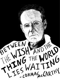 Cormac McCarthy (Authors Series) by Ryan Sheffield - Birthday July