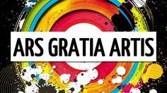 25 best ars gratia artis images