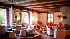 Romantik Hotel Julen (part of a cool hotel chain) in Switzerland