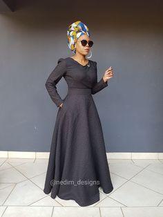 African Fashion Dresses, Hijab Fashion, Fashion Outfits, African Wear, African Dress, Maxi Dresses, Dress Skirt, Elegant Dresses, Beautiful Dresses