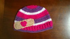Doc McStuffins Crochet Patterns | Doc McStuffins inspired hat