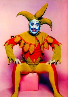 Keith Moon the jester