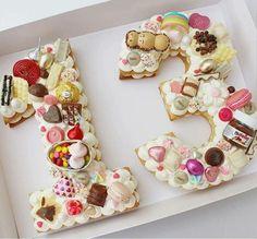 Teenager Geburtstag Ideen Ideas for teenage birthdays Cupcakes, Cake Cookies, Cupcake Cakes, Pretty Cakes, Beautiful Cakes, Amazing Cakes, Teenager Party, Teenager Birthday, Bolo Original