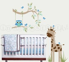 Pictures of animated owls clipart best card idea - Decoracion habitacion ninos ...