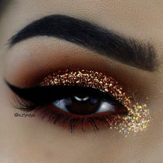 Ah > Beautiful Eye Makeup For Dark Brown Eyes xo