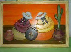 Resultado de imagen para dibujos coyas para pintar Cactus, Abstract Art, Jar, Modern, Painting, Home Decor, Bella, Project Ideas, Google