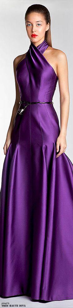 Shades of Purple - Basil Soda Purple Love, Purple Stuff, All Things Purple, Shades Of Purple, Purple Gowns, Purple Dress, Basil Soda, Mode Chic, Purple Reign