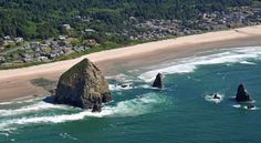Cannon Beach, Oregon Best Small Beach Towns in the World Photos | Architectural Digest