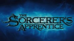 The Sorcerer's Apprentice Logo  Best movie ever