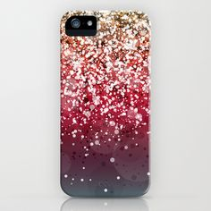 Glitteresques VIII iPhone & iPod Case