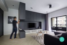 Ignore The Myth: Dark Is Classic For Homes