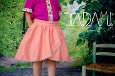 PATTERN Tulip Skirt - PDF Sewing Pattern - Instant Download - Tadah Patterns by TadahPatterns on Etsy https://www.etsy.com/listing/465808463/pattern-tulip-skirt-pdf-sewing-pattern
