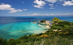 12 amazing beaches to visit in Corfu !!!