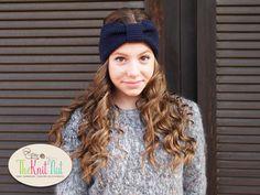 Hey, I found this really awesome Etsy listing at https://www.etsy.com/listing/208957319/turban-knit-headband-navy-blue-knit