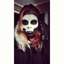 Bildergebnis für voodoo priesterin make up