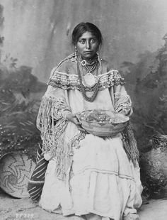 Apache Native American Indian Women Nourishing, Mouth watering and Paleo